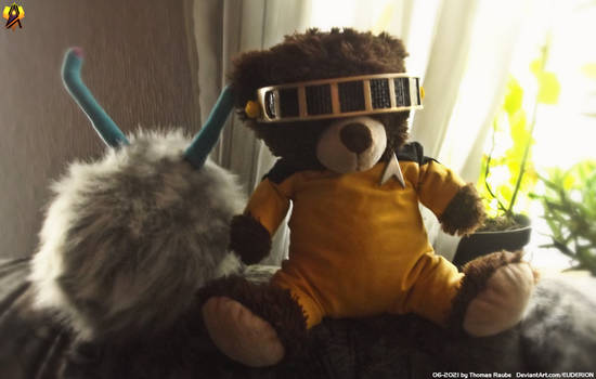 Star Trek Lower Decks - LeVar 'Bear'ton