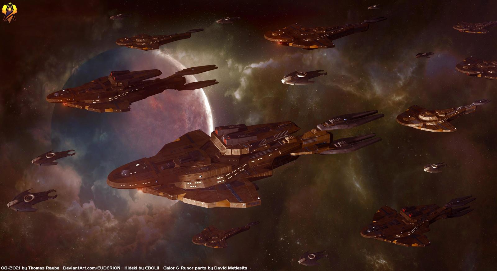 Cardassians Ninth Order