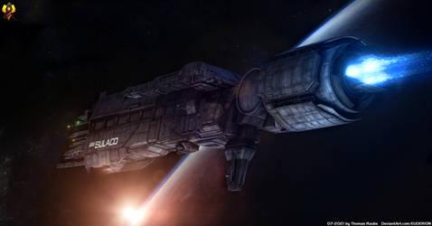 Aliens USS Sulaco