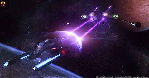Pakled Attack - Star Trek Lower Decks