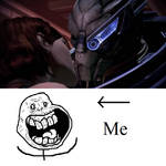My opinion about Garrus Romance on ME3