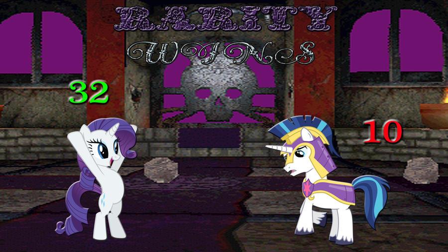 Pony Kombat Tournament Round 2, Battle 4 (Result) by Macgrubor