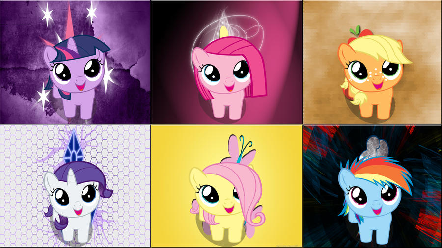Who's Cutest? by Macgrubor