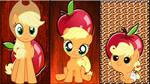 3 Applejacks