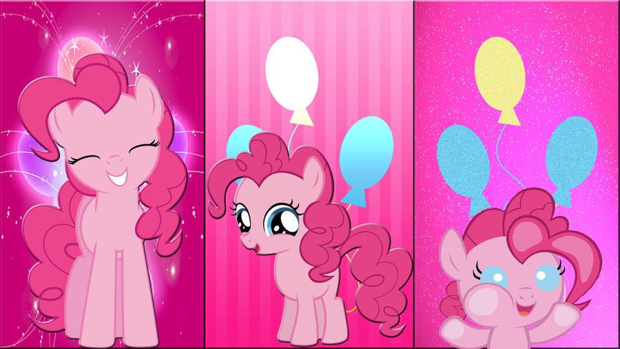 3 Pinkie's by Macgrubor