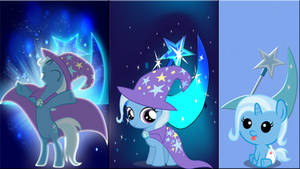 3 Trixie's