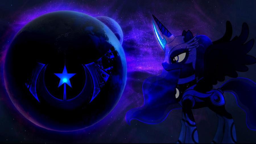 Lunar Domination by Macgrubor