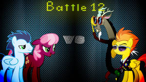 Pony Kombat 3 Round 1, Battle 12