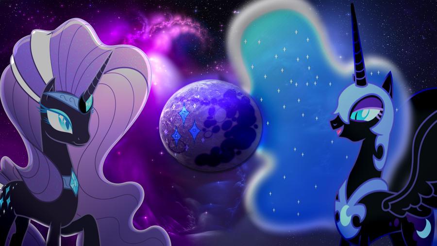 mlp queen galaxia