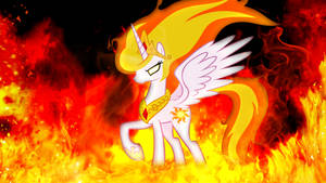Great Pony Of Fire