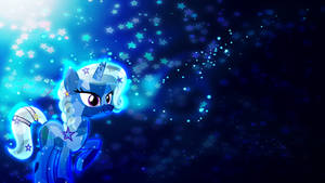 Crystal Trixie Wallpaper by Mr-Kennedy92