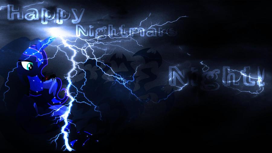 Happy Nightmare Night by Macgrubor