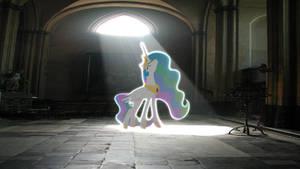 Celestia In The Light
