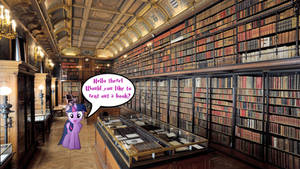 Welcome To Twilight's Library