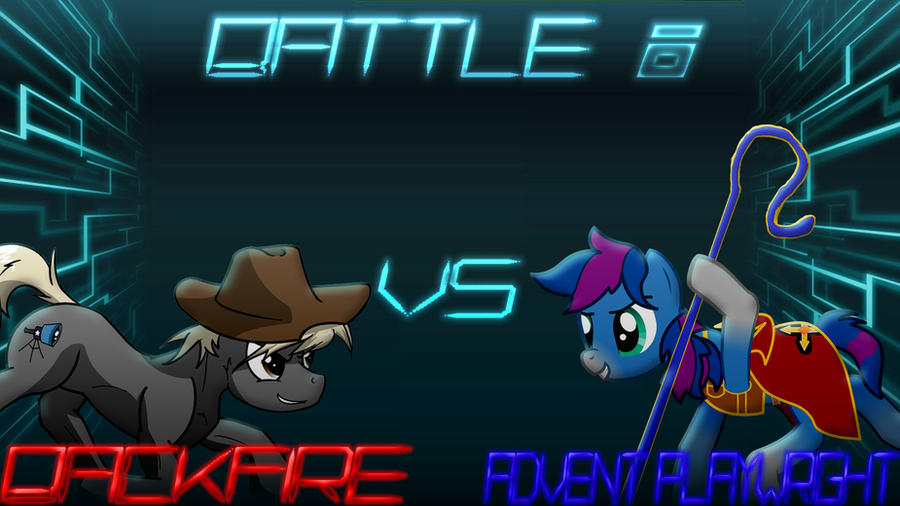 Pony Kombat New Blood 4 Round 2, Battle 8 by Macgrubor