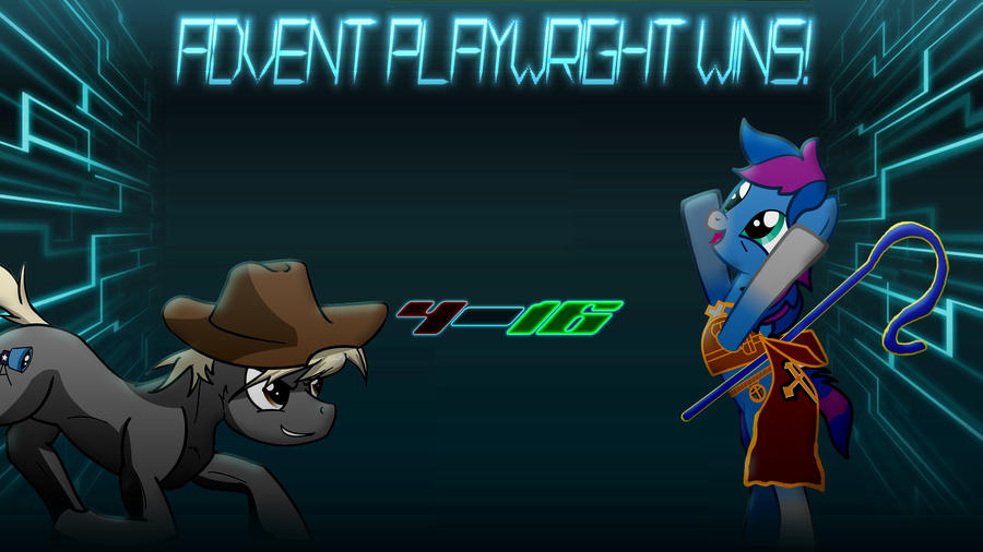 Pony Kombat New Blood 4 Round 2, Battle 8 Result by Macgrubor