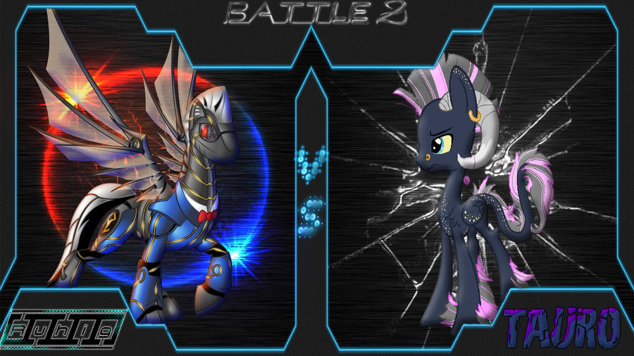 Pony Kombat New Blood 4 Round 4, Battle 2 by Macgrubor
