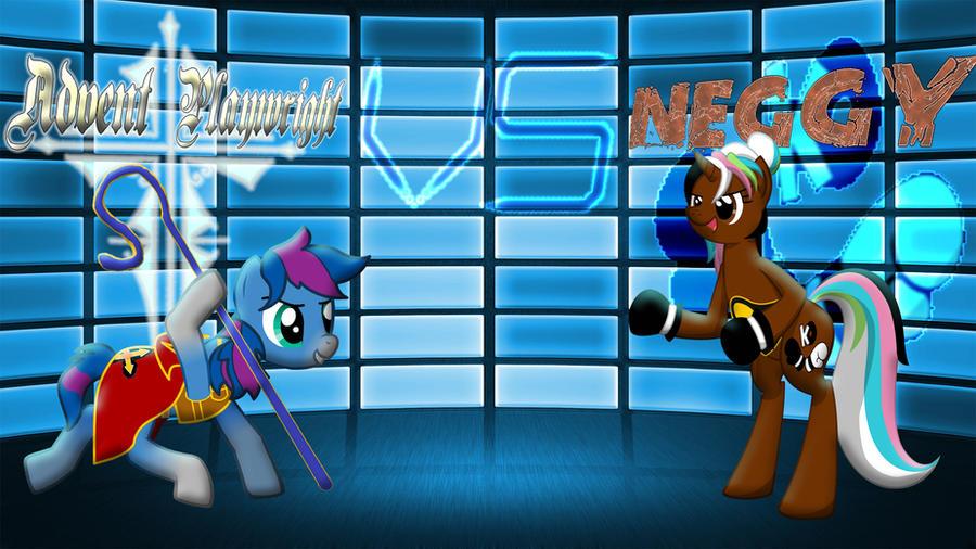Pony Kombat New Blood 4 Championship Battle by Macgrubor