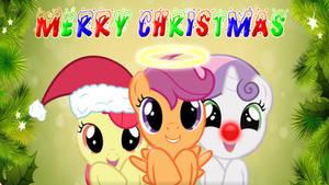 CMC Wish You A Merry Christmas