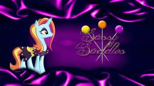 Sassy Saddles Wallpaper