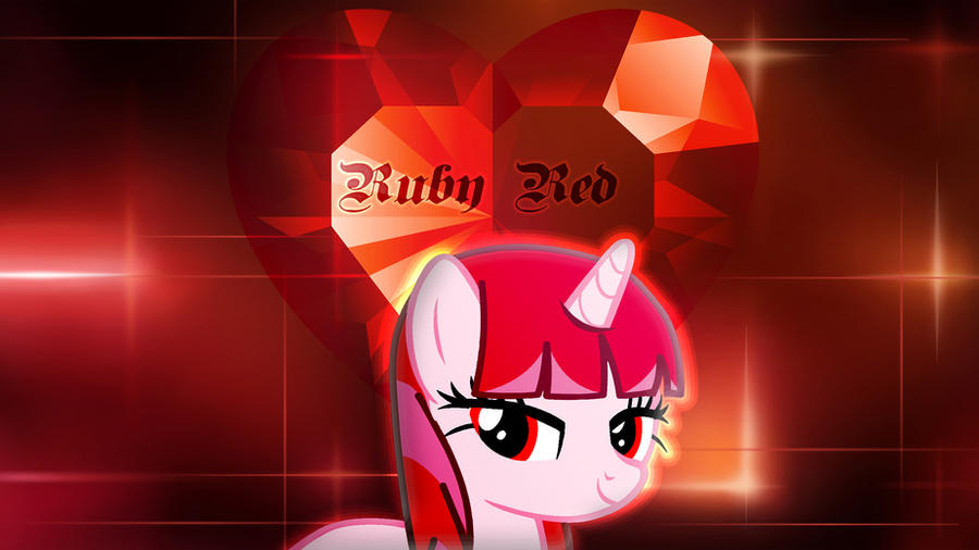 Ruby Red Wallpaper By Mr Kennedy92