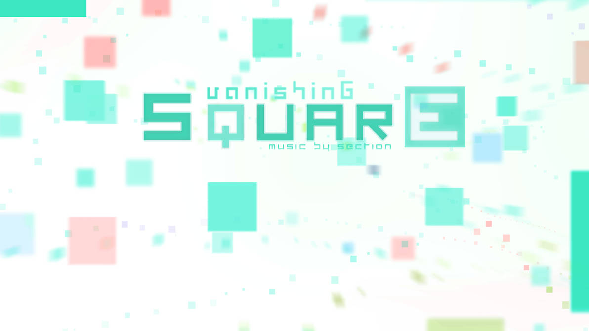 Vanishing Square [Cover Art] by Axection