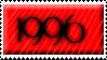 1996 Stamp by DeathSoofUchiha