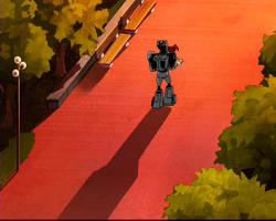 Romantic scene by Autohumans