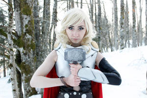 Thor cosplay photoshoot #8