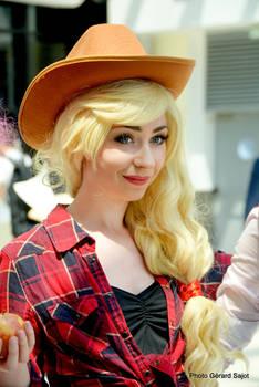 AppleJack cosplay (My Little Pony) #03