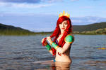 Ariel the Warrior Mermaid #06