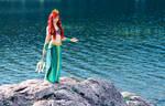 Ariel the Warrior Mermaid #10