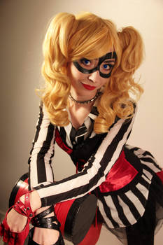 Harley Quinn *Merry Christmas*