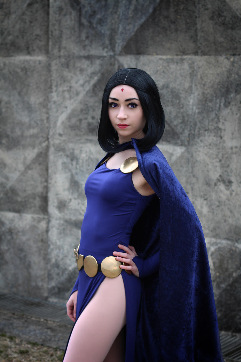 Raven Cosplay by CosplayImage on DeviantArt