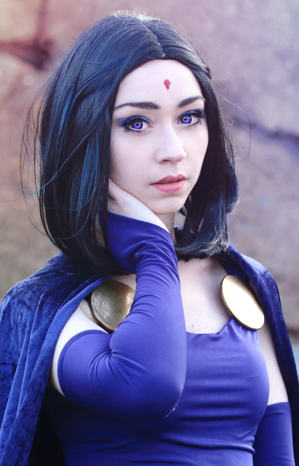 Raven cosplay by Phobos-Cosplay on DeviantArt