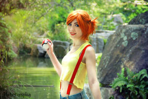 Misty/Ondine cosplay (Pokemon) #13