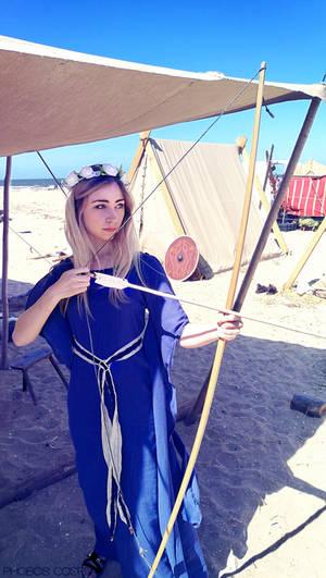 Medieval dress (Guinevere inspired)