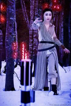 Rey Cosplay - Star Wars 7