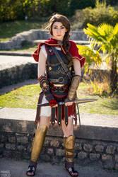 Kassandra cosplay by Phobos-Cosplay
