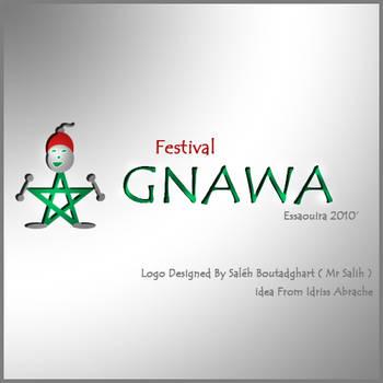 Festival Gnawa 2010 Logo By Me by Mr-Salah