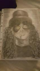 Slash portrait by bpmha