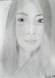 Misskaia portrait by bpmha