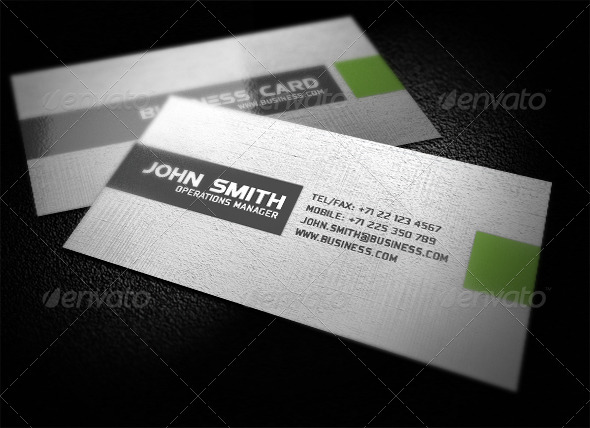 Concrete Business Card by ARphotography-design on DeviantArt