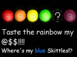 Skittles by foxybabie1989