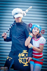 Chopper and Trafi~ 2 by As-Naye