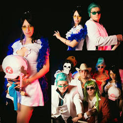 One Piece Film Gold  by As-Naye