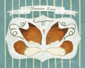 Forever Love - Mr and Mrs Fox