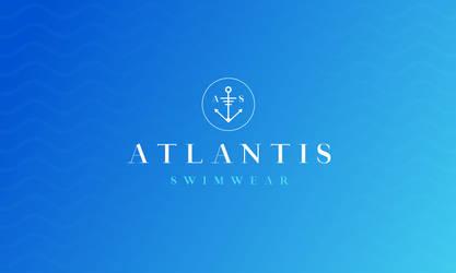 Atlantis - Logo Design