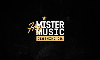Hey Mister Music - Brand Design