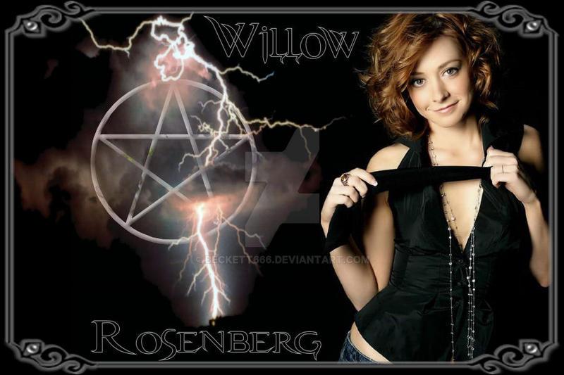 Willow Rosenberg by Beckett666...